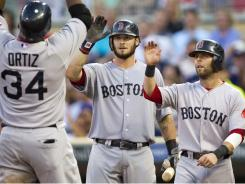The Boston Red Sox began the season 0-7 on the road.