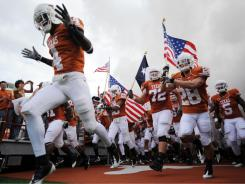 Cash cow:  Texas stands to collect $15 million per year as part of  its Longhorn Network deal.