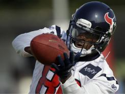 Andre Johnson has averaged 1,146 receiving yards in an eight-year NFL career. But his team's inability to reach the playoffs is what drives him.