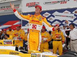 Live update: MoveThatBlock.com Indy 225
