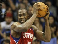 Elton Brand and his 76ers teammates are getting together in loosely organized team activities — without any input or supervision from the coaching staff.