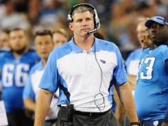 Mike Munchak was with the Houston-Tennessee franchise for 30 years before taking over as head coach.