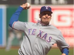 If Neftali Feliz moves into the starting rotation in 2012, Mike Adams should make a fine closer for the Rangers.