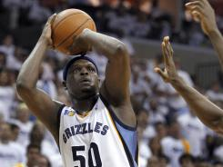 Oregon police say Grizzlies forward Zach Randolph was in his suburban Portland home at the time  of an alleged assault.