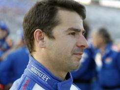 Oriol Servia will wait another day to find out his fate from the Aug. 14 race at New Hampshire Motor Speedway.