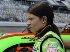 Danica Patrick's announcement is expected to officially reveal her intention to run full-time in stock cars in 2012.