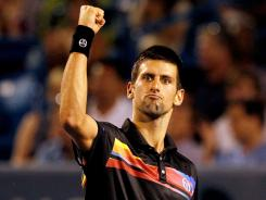 Novak Djokovic, seeded No. 1 for the U.S. Open, is 57-2 this year with nine titles, including Wimbledon and the Australian Open.