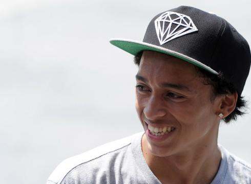 Nyjah Huston has won three Street League events and the gold medal at
