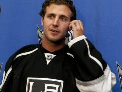 Mike Richards' gritty two-way style makes him a perfect fit to round out the Kings' top six forwards.