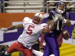 Nebraska and Northwestern, opponents in the 2000 Alamo Bowl, will see each other more often now that the Cornhuskers have joined the Big Ten.