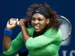 Serena Williams is seeded 28th at the U.S. Open, and she could have to face No. 4 Victoria Azarenka in the third round.