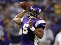 Quarterback Donovan McNabb, a six-time Pro Bowler with the Eagles, hopes to rejuvenate his career with the Vikings after a 2010 season with the Redskins in which he was benched by coach Mike Shanahan.