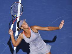 Madison Keys, 16, makes her U.S. Open debut a winner with a victory against fellow American Jill Craybas.