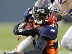 Denver Broncos wide receiver Brandon Lloyd is a man of many talents that include amassing 1,448 receiving yards last year.