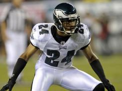 Nnamdi Asomugha, perhaps the biggest NFL free agent prize during