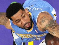 Nuggets forward Wilson Chandler will be playing for Zhejiang Guangsha of the Chinese Basketball Association this year. Should the NBA lockout be lifted, Chandler's Chinese contract wouldn't allow him to return to the Nuggets.