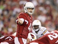 Kevin Kolb, who waited for a shot to play with the Eagles, begins his Cardinals career as the unquestioned starter.