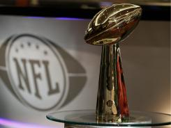 The Vince Lombardi Trophy is the ultimate goal as another NFL season gets underway.
