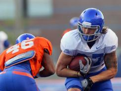 Boise State can start the annual BCS shakeup this week when it opens the season against Georgia.