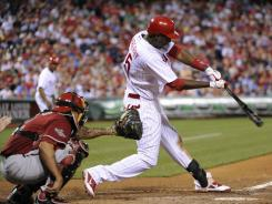 Philadelphia Phillies right fielder John Mayberry should be a regular in the lineup.