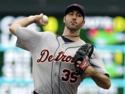 Detroit Tigers starting pitcher Justin Verlander has been dominant this season, but fantasy owners in head-to-head leagues may not be able to count on him in their title games if the Tigers clinch their division early.