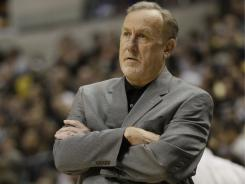If Rick Adelman, seen here coaching the Rockets in November 2010, ends up coaching the Timberwolves, it will be the fifth NBA team he has coached in 20 seasons, all Western Conference squads.