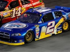 In his win at Bristol Motor Speedway last Saturday, Brad Keselowski was one of several drivers who gamed NASCAR's pit-road speed limits with advantageously located stalls