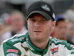 Dale Earnhardt Jr., ninth in Sprint Cup points, is on the verge of making his first Chase for the Cup playoffs since 2008.