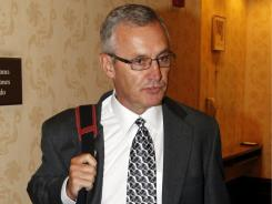 Former Ohio State football coach Jim Tressel will primarily serve as a consultant on replays for the Indianapolis Colts.
