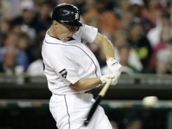 Brandon Inge went 3-for-5 with two runs and an RBI to help the Tigers rout the White Sox and complete a three-game sweep.