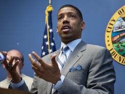 Sacramento mayor Kevin Johnson is planning a presentation which will hopefully allow the city to keep the Kings and the NBA in town.