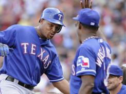 Adrian Beltre is batting .275, with 298 home runs and 1,088 RBI during his 14 -year career.