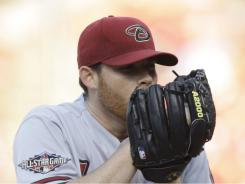 Diamondbacks pitcher Ian Kennedy has surprised with an 18-4 record.