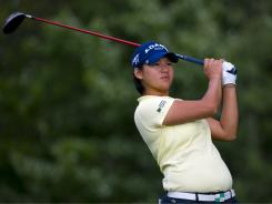 Yani Tseng of Taiwan is the defending champion at the NW Arkansas Championship.