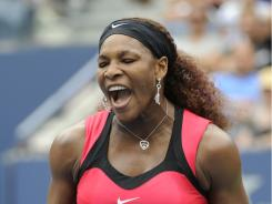 US Open: Serena, Wozniacki, Federer reach quarterfinals