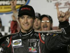 Kasey Kahne won the most recent truck series event at Darlington Raceway in March. The circuit is hoping to return to the track in 2013.