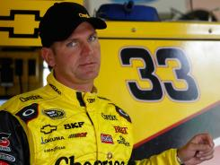 Clint Bowyer's future with Richard Childress Racing looks like it could be over after 2011.