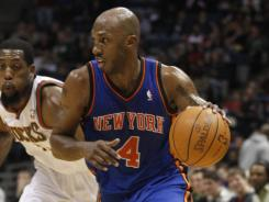 Knicks guard Chauncey Billups is among more than 60 NBA players who will take part in a Las Vegas summer league during the lockout.