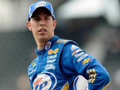 Brad Keselowski qualified for his first Chase for the Sprint Cup in his second full-time season on NASCAR's top circuit.