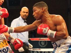 Yuriorkis Gamboa defeated Daniel Ponce de Leon via eight round technical decision Saturday night in Atlantic City.