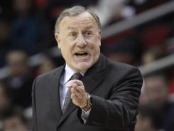 Rick Adelman, 65, becomes the 10th head coach in Minnesota Timberwolves history. He has coached four other teams in his 20-year NBA career.
