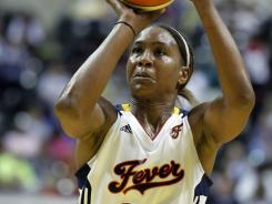 Forward Tamika Catchings and the Indiana Fever host the New York Liberty Thursday in Game 1 of their first-round playoff series.