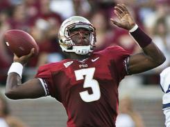 Florida State quarterback EJ Manuel's play will be crucial in the Seminoles' matchup with Oklahoma on Saturday.