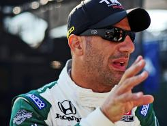 Tony Kanaan thinks Danica Patrick's concerns about Japan's radiation levels are unfounded and ignorant.
