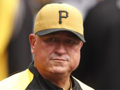 Manager Clint Hurdle and the Pirates were 51-44 and led the NL Central by a half-game before play on July 20. But they have gone 16-38 since, and at 67-82 are ensured of another sub.-500 record.