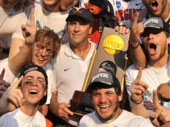Dom Starsia and his Virginia Cavaliers were one of three ACC lacrosse programs that reached the national semifinals in 2011. Each of the four current ACC schools has played in the NCAA final in the last 20 years.