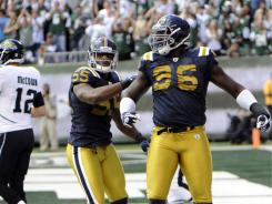 Jets rookie DE Muhammad Wilkerson's first NFL sack produced a safety in Sunday's 32-3 defeat of the Jaguars.