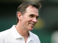 Billy Beane has been the general manager of the Oakland Athletics since 1998.