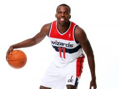 """Everybody is tougher, bigger and faster,"" Wizards rookie Shelvin Mack says about the pros"