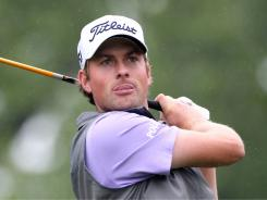 Webb Simpson, the leader in the FedExCup standings, is in prime position to claim the $10 million prize.